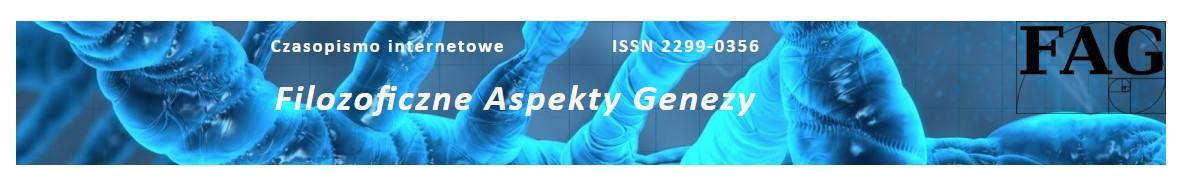 Filozoficzne Aspekty Genezy