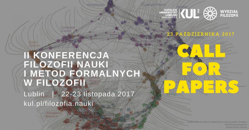 II Konferencja Filozofii Nauki i Metod Formalnych w Filozofii