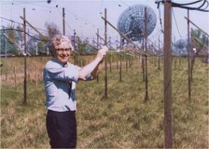 Antony Hewish ijego radioteleskop