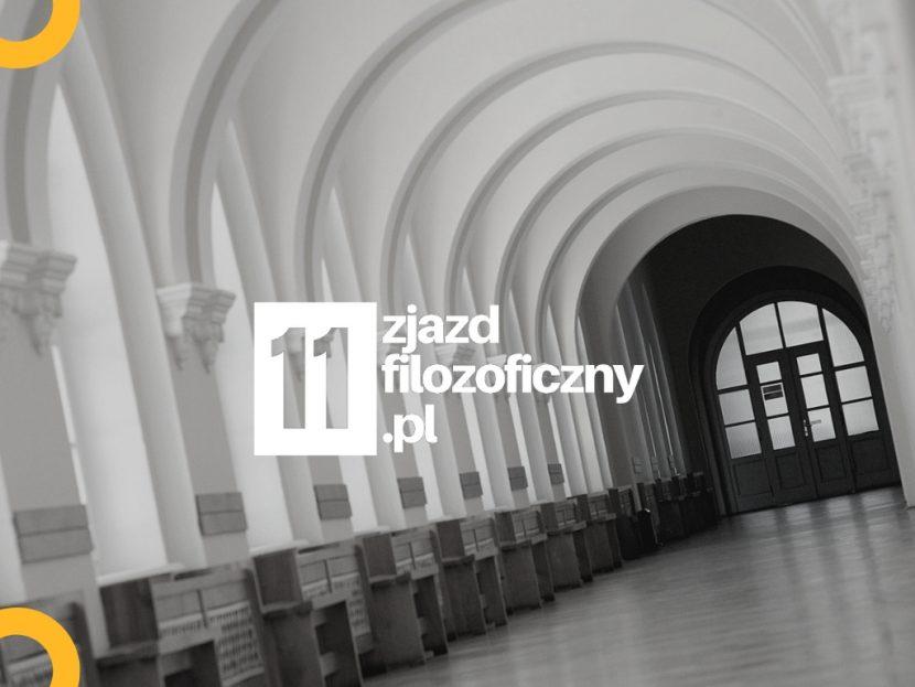 XI Polski Zjazd Filozoficzny. Zaproszenie [pdf]