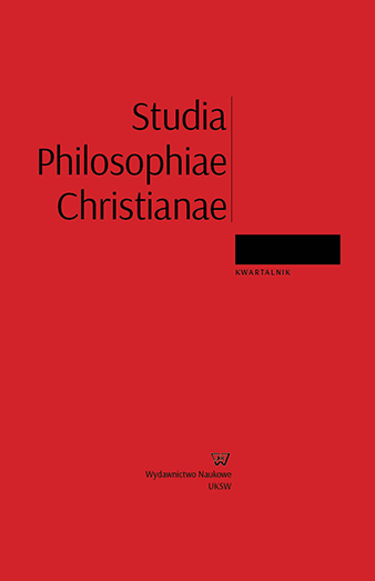 Studia Philosophiae Christianae