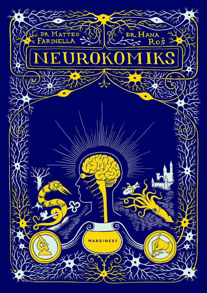 Neurokomiks - Hana Roš, Matteo Farinella