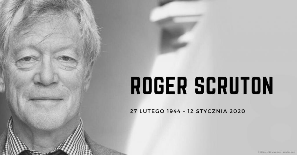 Nie żyje Roger Scruton