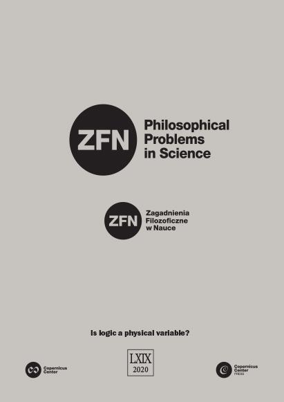 Philosophical Problems in Science - Zagadnienia Filozoficzne w Nauce