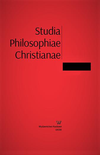 Numery Specjalne 1 i 2 / 2020 Studia Philosophiae Christianae